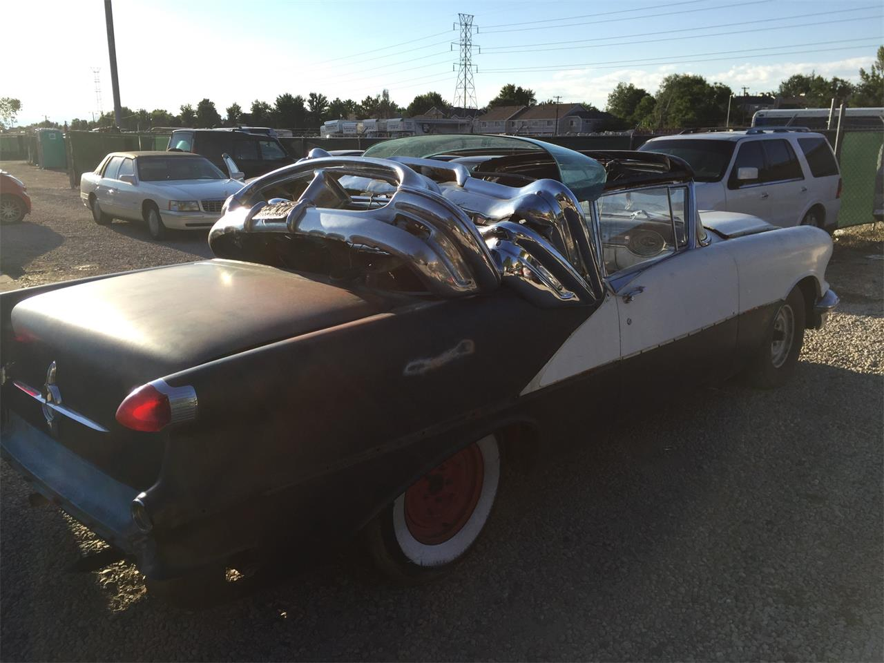 Large Picture of Classic 1956 Oldsmobile  Super 88  located in Denver  Colorado - L2ZW