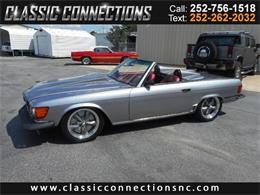 Picture of 1981 Mercedes-Benz 380SL located in Greenville North Carolina - L309