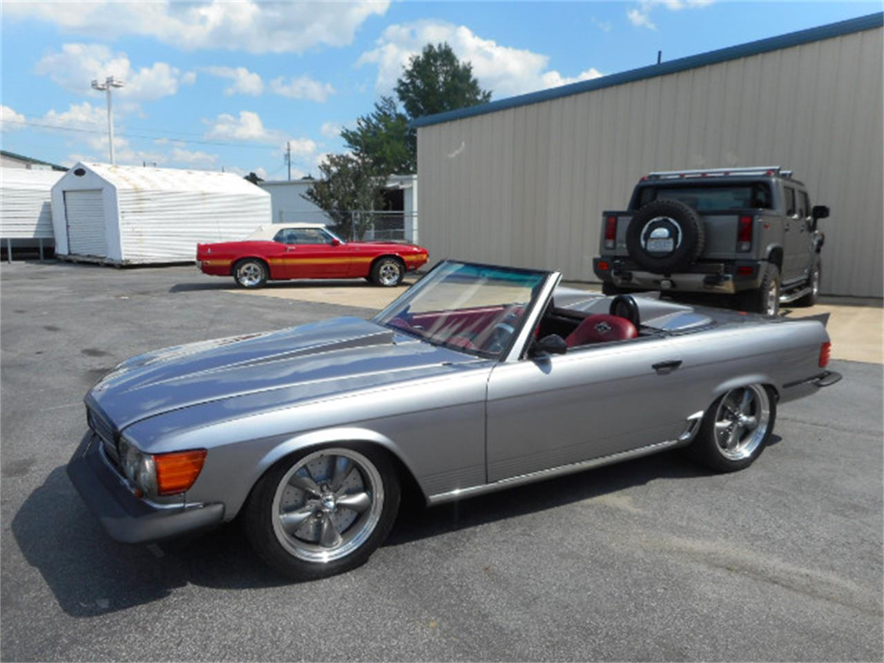 Large Picture of '81 380SL - L309