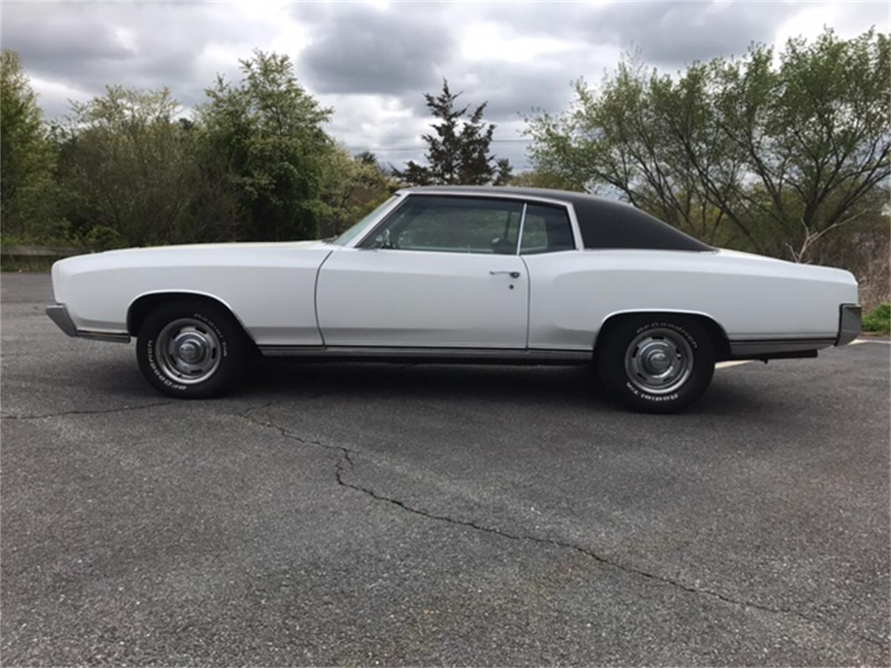 Large Picture of Classic '70 Chevrolet Monte Carlo located in Westford Massachusetts - L30A