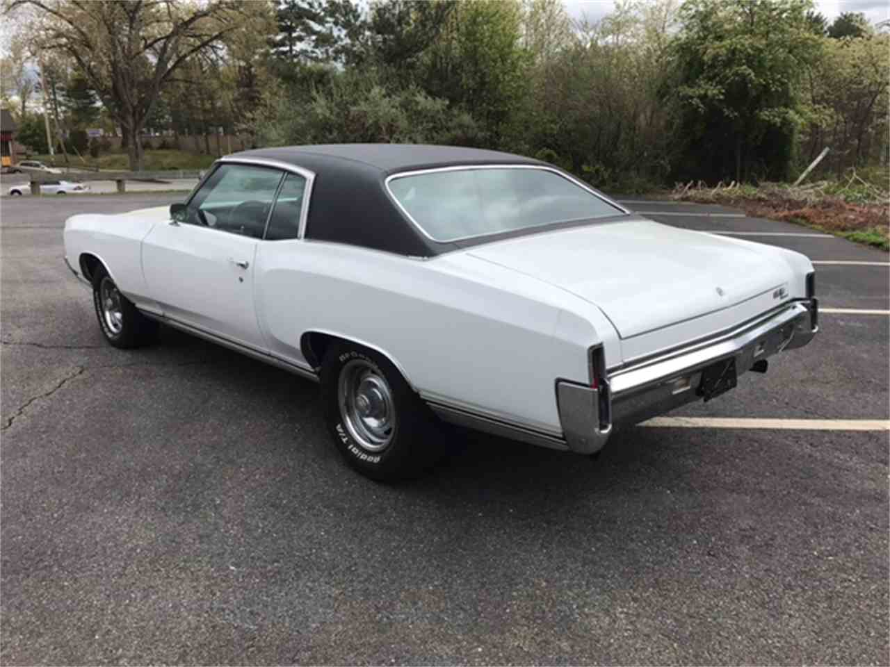 Large Picture of '70 Monte Carlo - L30A