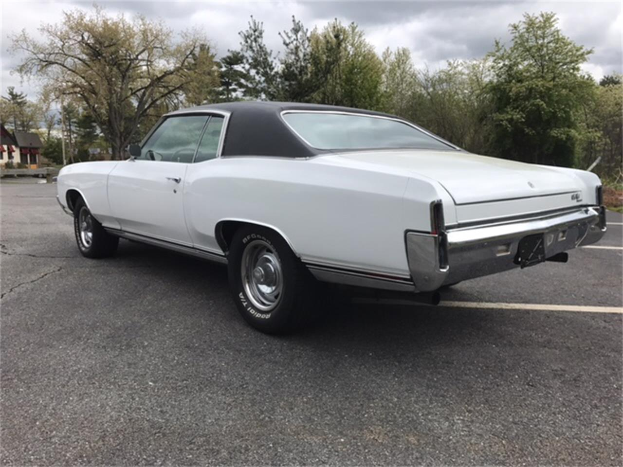 Large Picture of 1970 Monte Carlo located in Westford Massachusetts Offered by B & S Enterprises - L30A