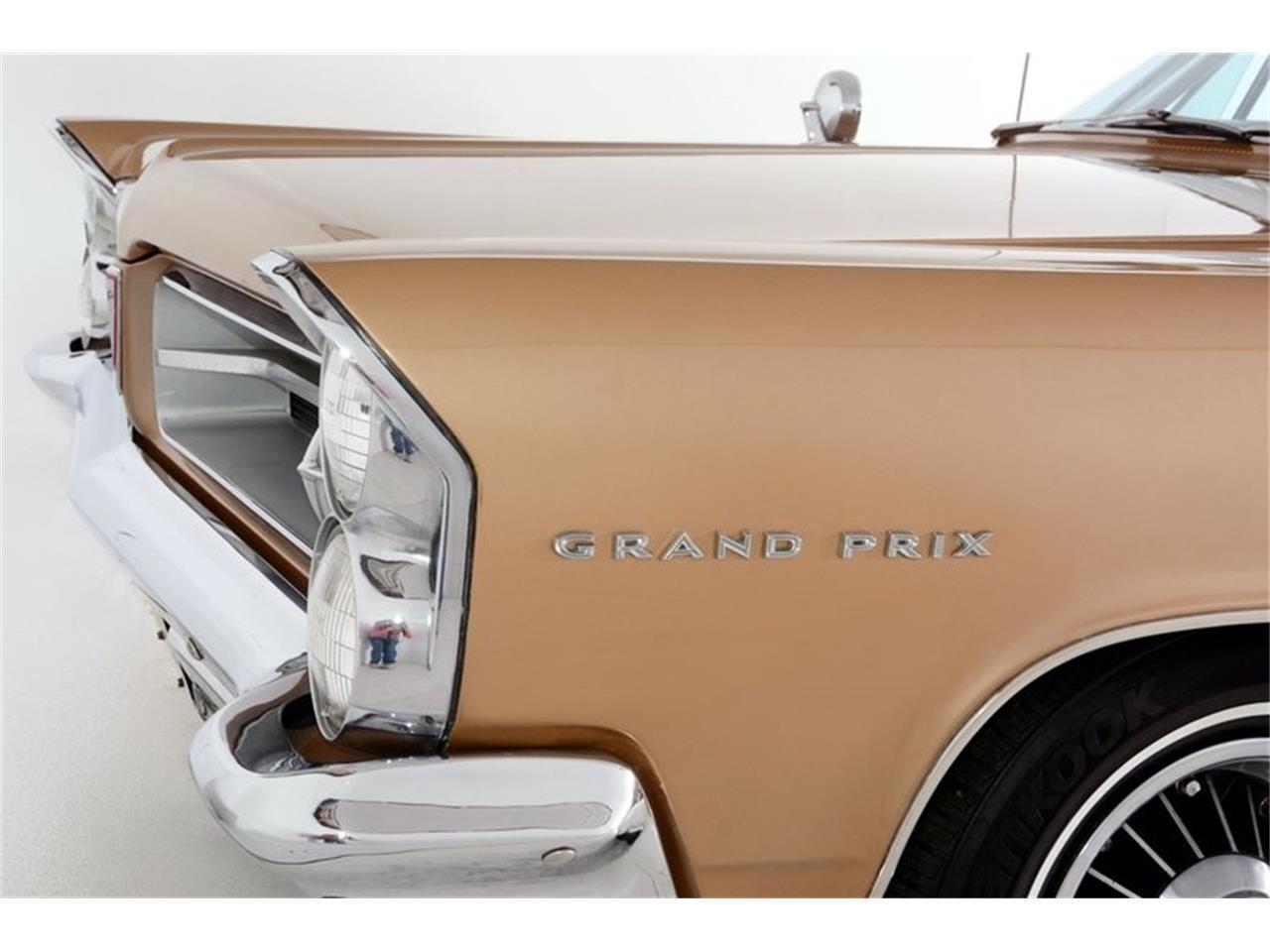 Large Picture of '63 Pontiac Grand Prix - L30D