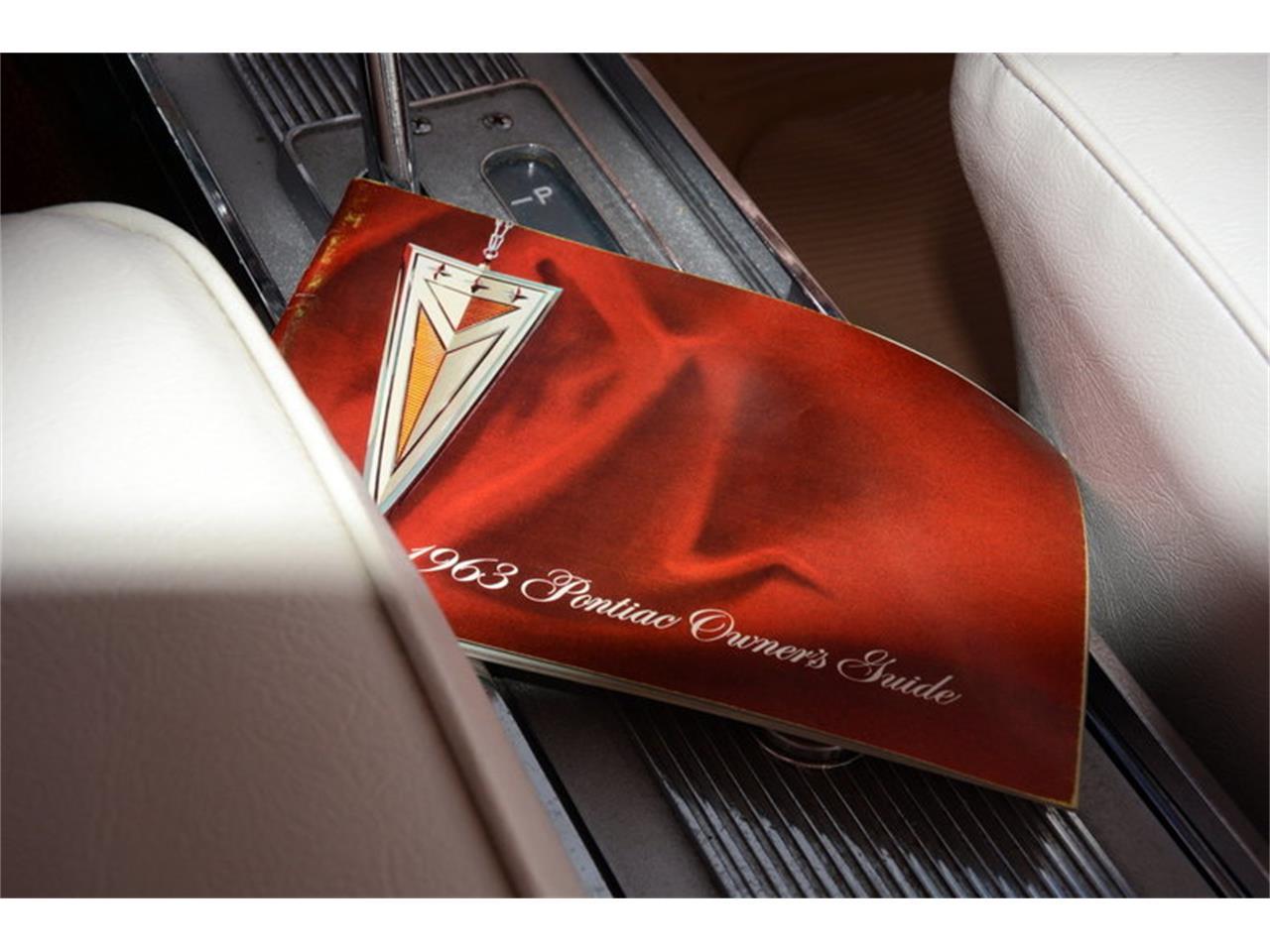 Large Picture of Classic '63 Pontiac Grand Prix located in Volo Illinois - $24,998.00 - L30D