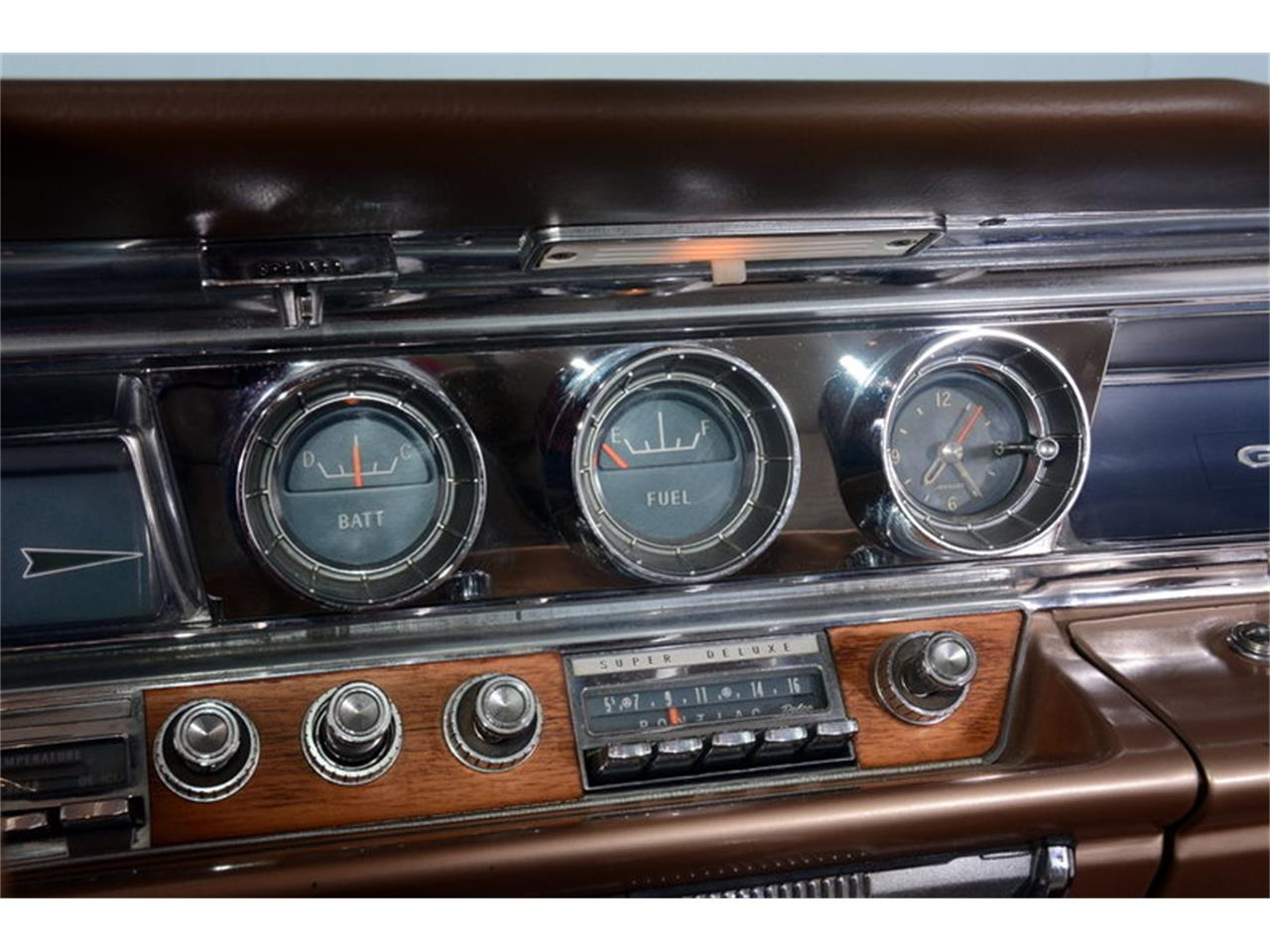 Large Picture of '63 Pontiac Grand Prix Offered by Volo Auto Museum - L30D