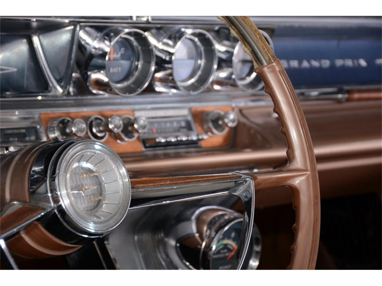 Large Picture of Classic 1963 Pontiac Grand Prix Offered by Volo Auto Museum - L30D