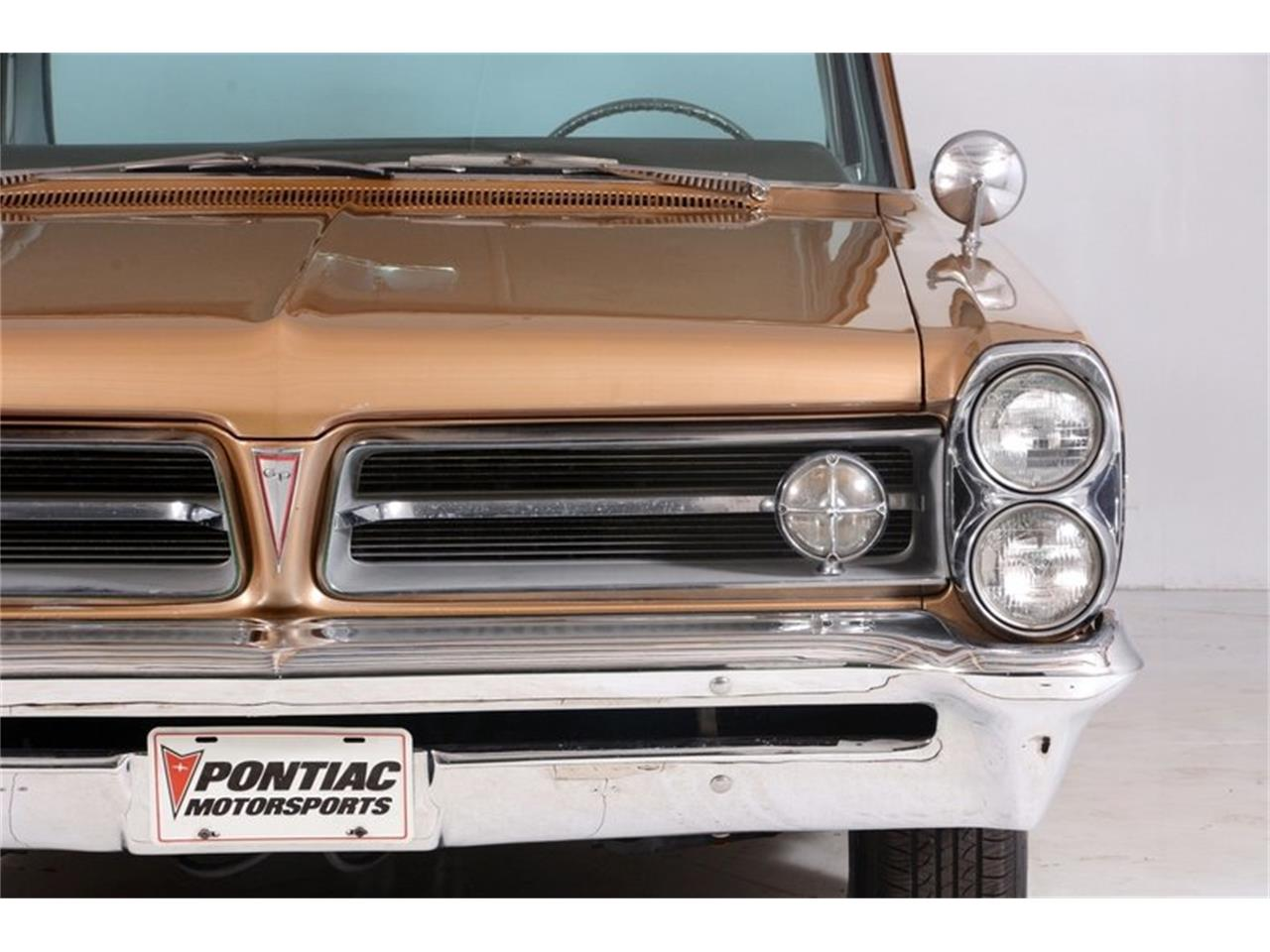 Large Picture of Classic 1963 Pontiac Grand Prix - $24,998.00 Offered by Volo Auto Museum - L30D