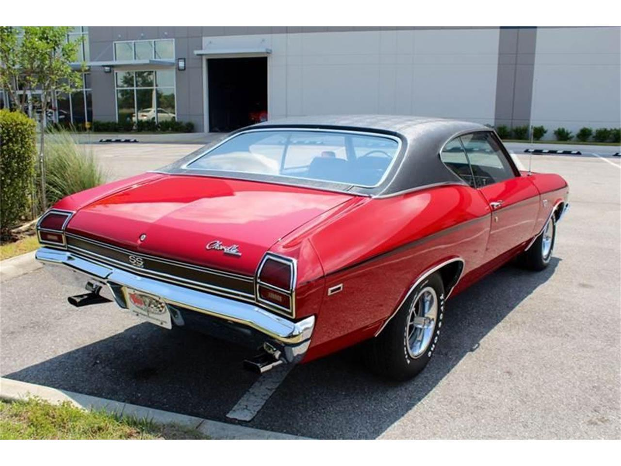 Large Picture of '69 Chevelle - L30J