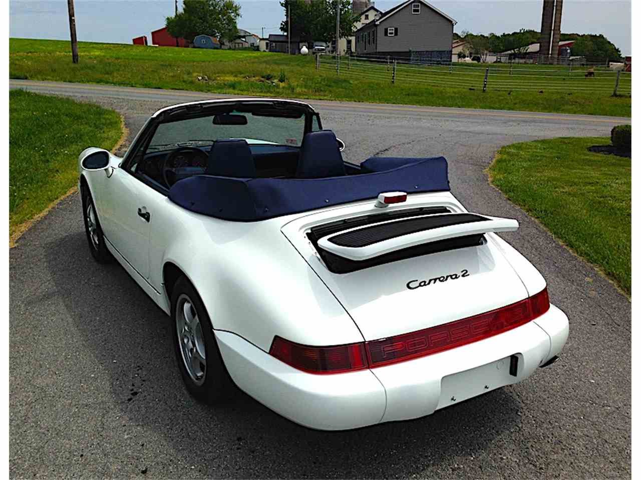 Large Picture of '92 911 Carrera - L315
