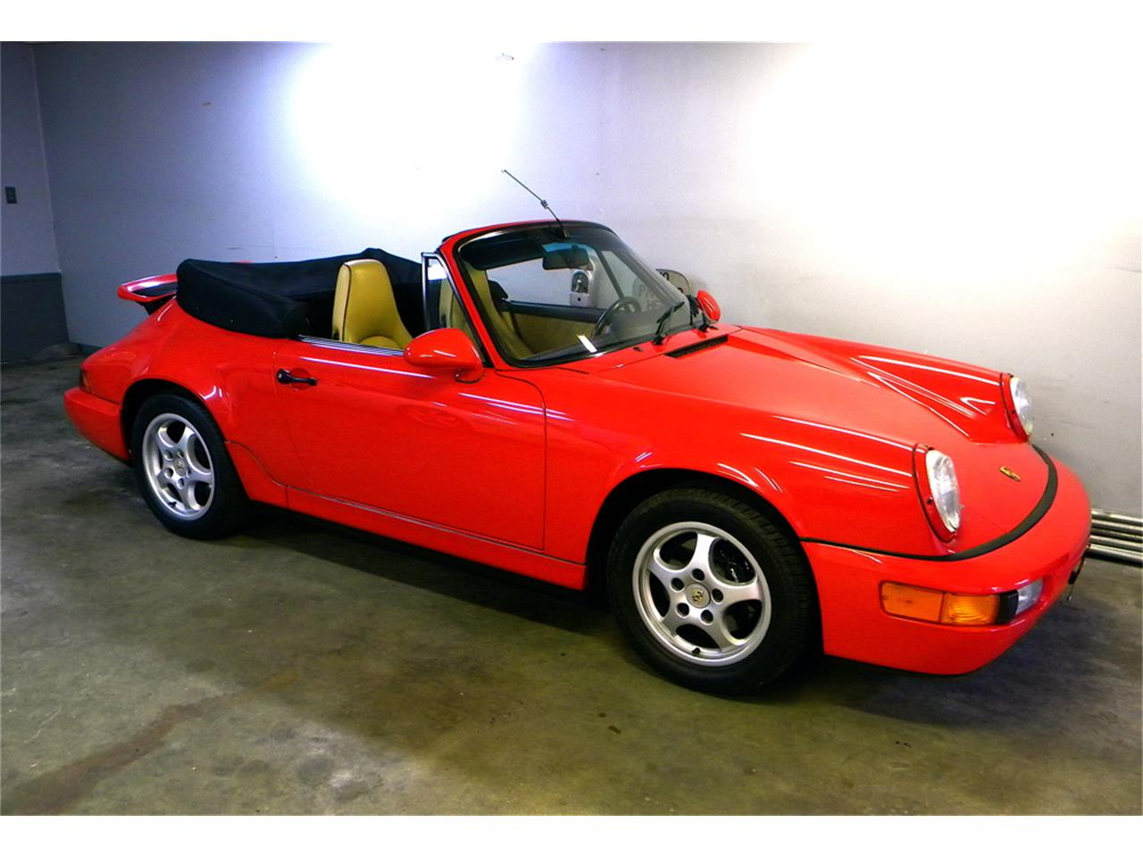 Large Picture of 1993 911 Carrera Offered by AIC Auto Sales Inc. - L319