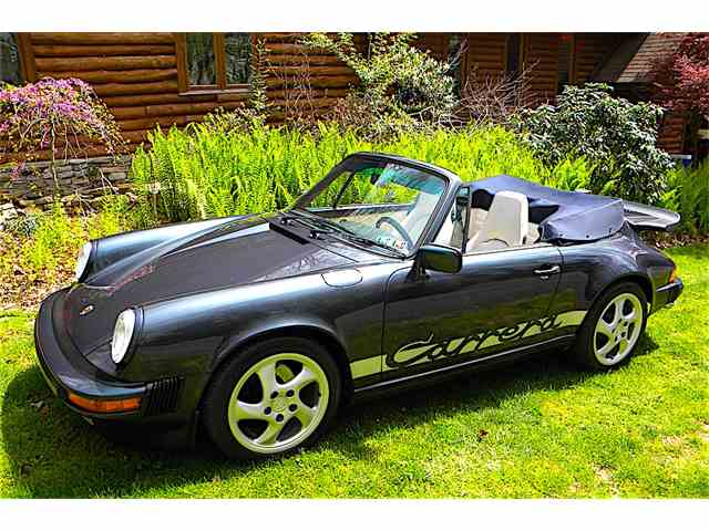 Picture of 1987 911 Carrera located in Quarryville Pennsylvania - $45,500.00 Offered by  - L31D