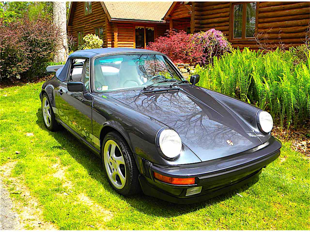 Large Picture of '87 911 Carrera - L31D