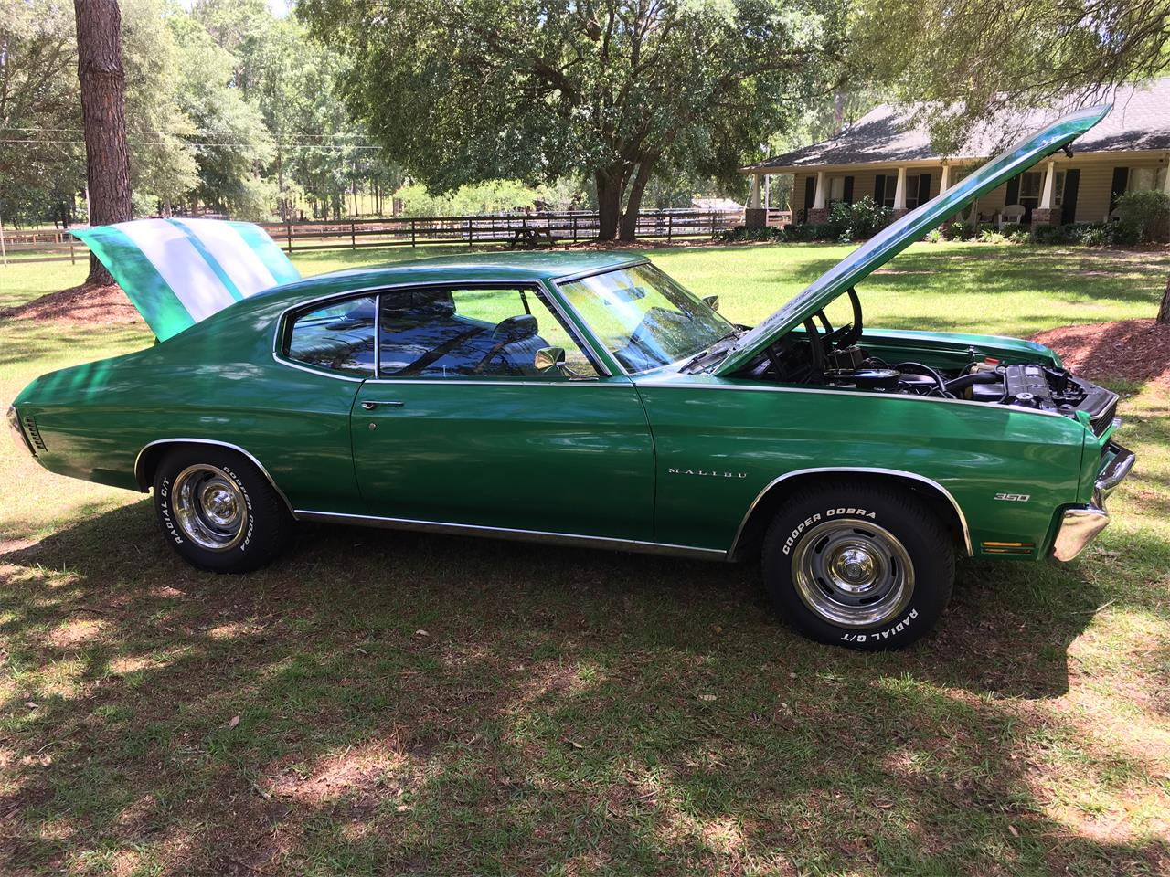 For Sale: 1970 Chevrolet Chevelle in Tallahassee, Florida