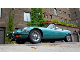 Picture of 1974 Jaguar E-Type located in Quebec Offered by a Private Seller - L31X