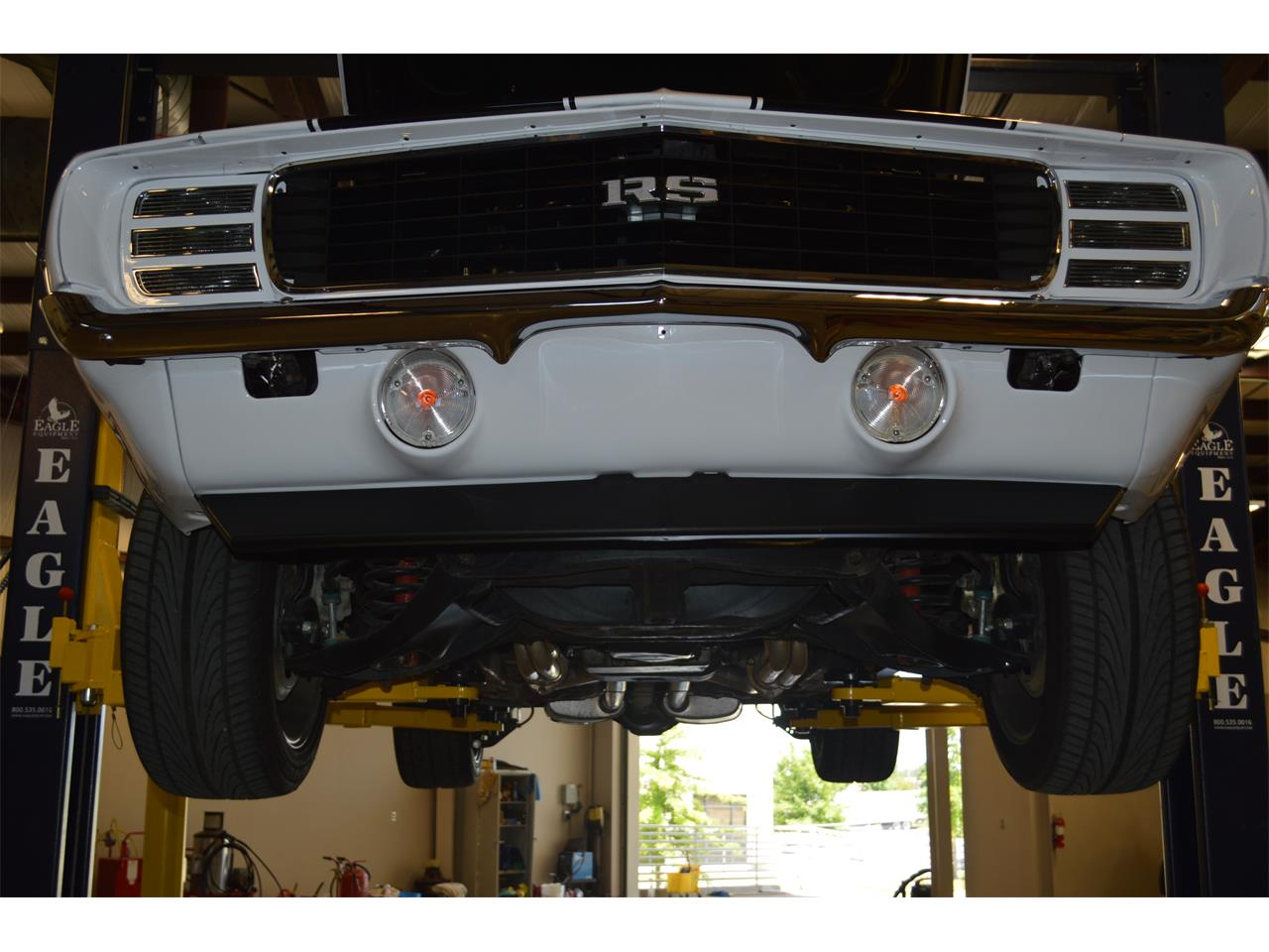 Large Picture of Classic 1969 Chevrolet Camaro RS - $37,900.00 Offered by Leaded Gas Classics - L329