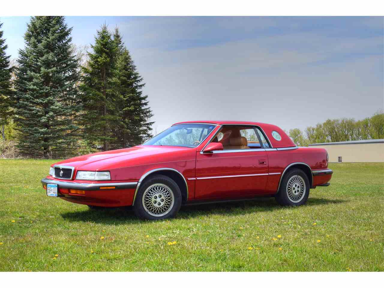 1990 Chrysler TC by Maserati for Sale | ClicCars.com | CC-983755