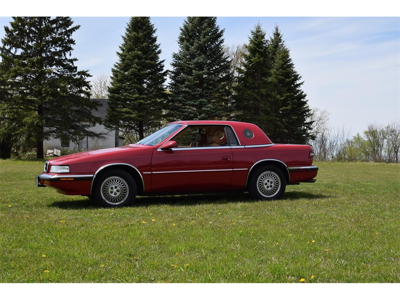 Large Picture of 1990 TC by Maserati located in Minnesota Offered by Hooked On Classics - L32J