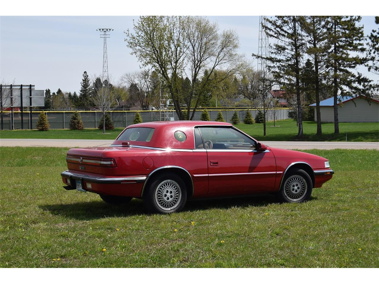 Large Picture of 1990 TC by Maserati located in Minnesota - $5,500.00 - L32J