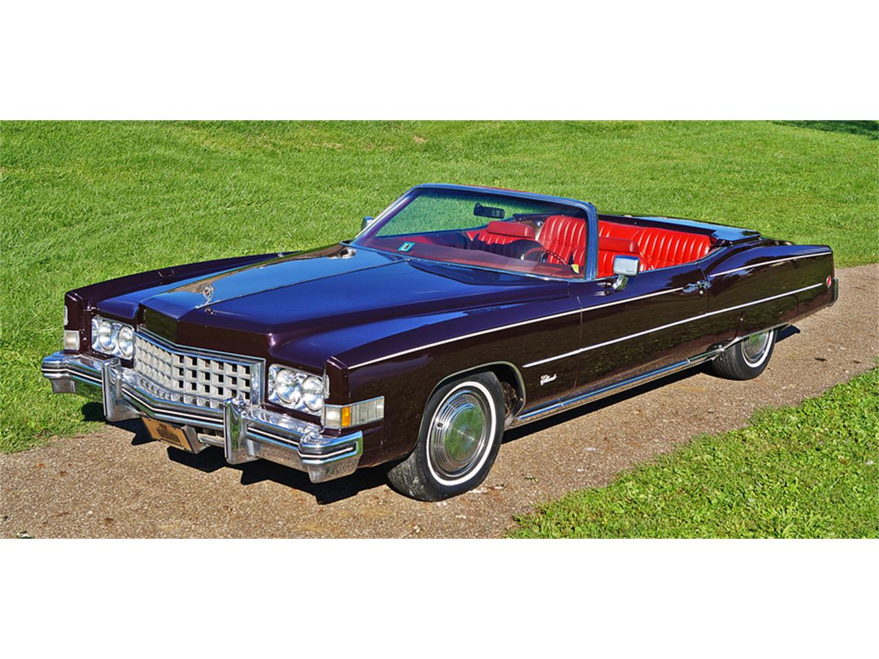 Large Picture of '73 Eldorado - L350