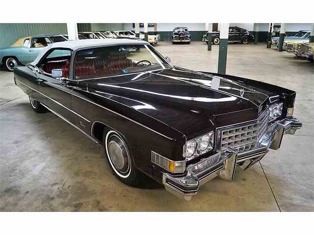 Picture of '73 Fleetwood Eldorado - L350