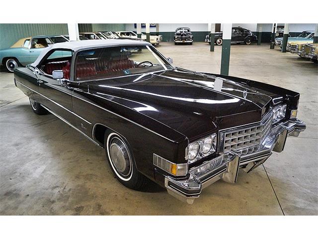 Picture of Classic '73 Cadillac Eldorado located in Ohio - L350