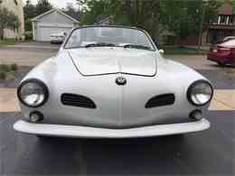 Picture of 1964 Volkswagen Karmann Ghia located in Illinois - $14,000.00 Offered by a Private Seller - L3BT