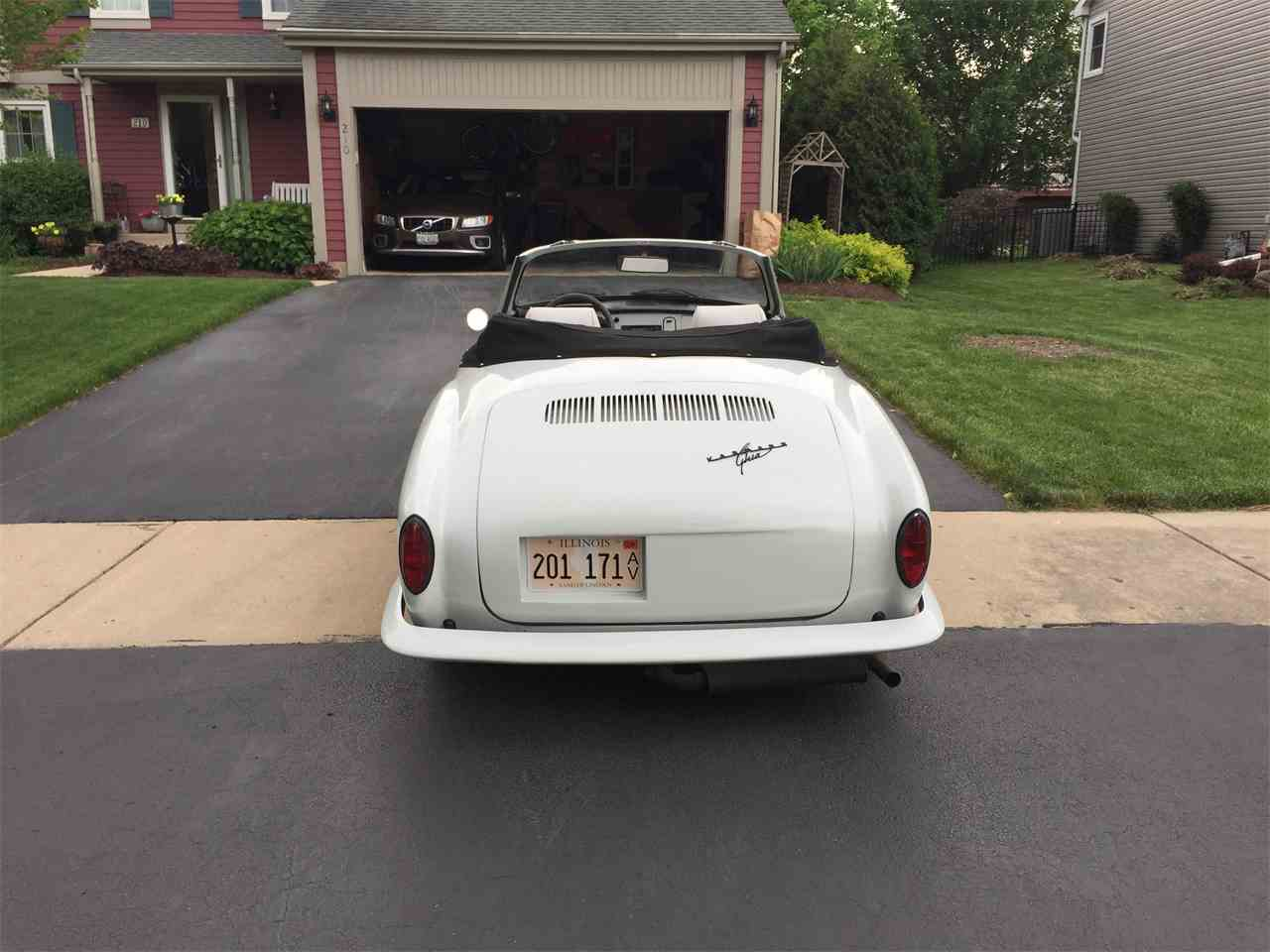 Large Picture of 1964 Karmann Ghia located in Illinois Offered by a Private Seller - L3BT