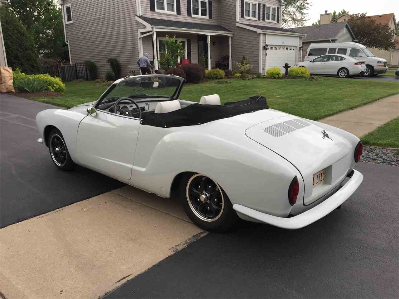 Large Picture of 1964 Volkswagen Karmann Ghia - $14,000.00 Offered by a Private Seller - L3BT