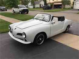 Picture of Classic 1964 Karmann Ghia located in North Aurora Illinois - $14,000.00 - L3BT