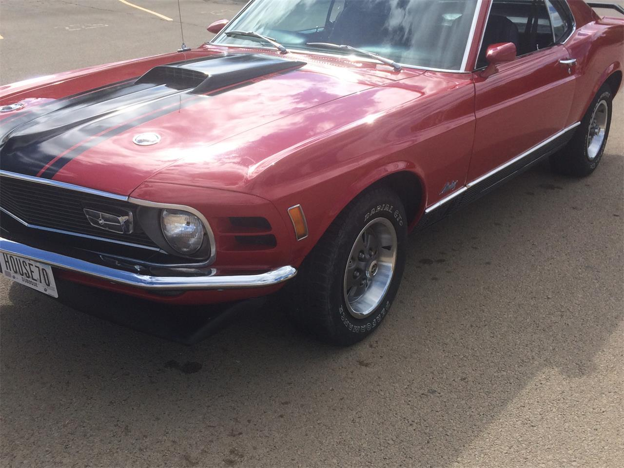Large Picture of '70 Ford Mustang Mach 1 - L3C8