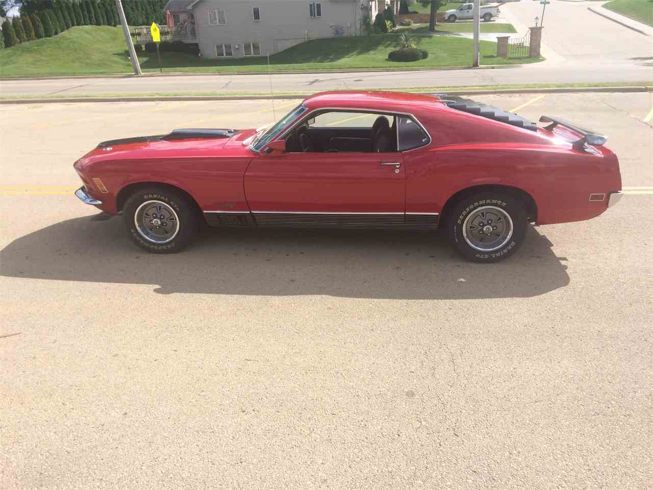 Large Picture of '70 Mustang Mach 1 - L3C8