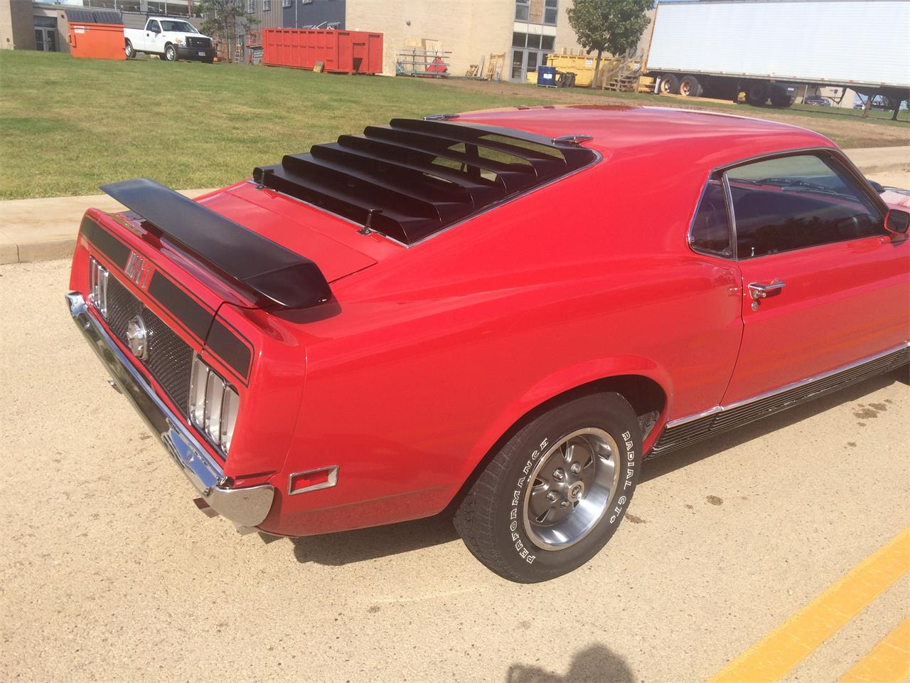 Large Picture of '70 Ford Mustang Mach 1 - $28,950.00 Offered by a Private Seller - L3C8