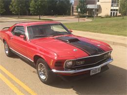 Picture of '70 Mustang Mach 1 located in Dubuque Iowa - $28,950.00 Offered by a Private Seller - L3C8