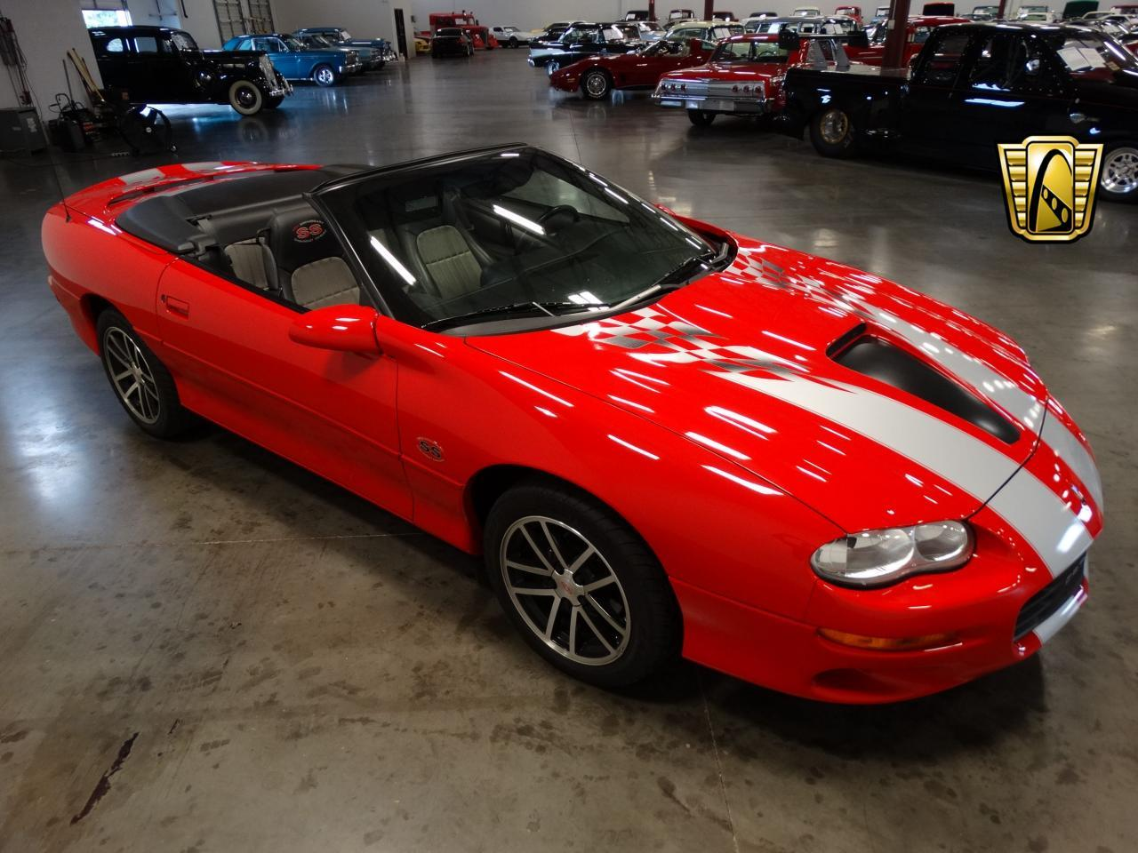 Large Picture of '02 Camaro - L3CH