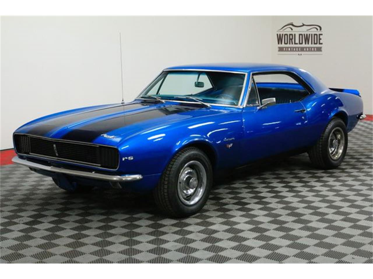 Large Picture of Classic '67 Camaro - $28,900.00 Offered by Worldwide Vintage Autos - L3D7