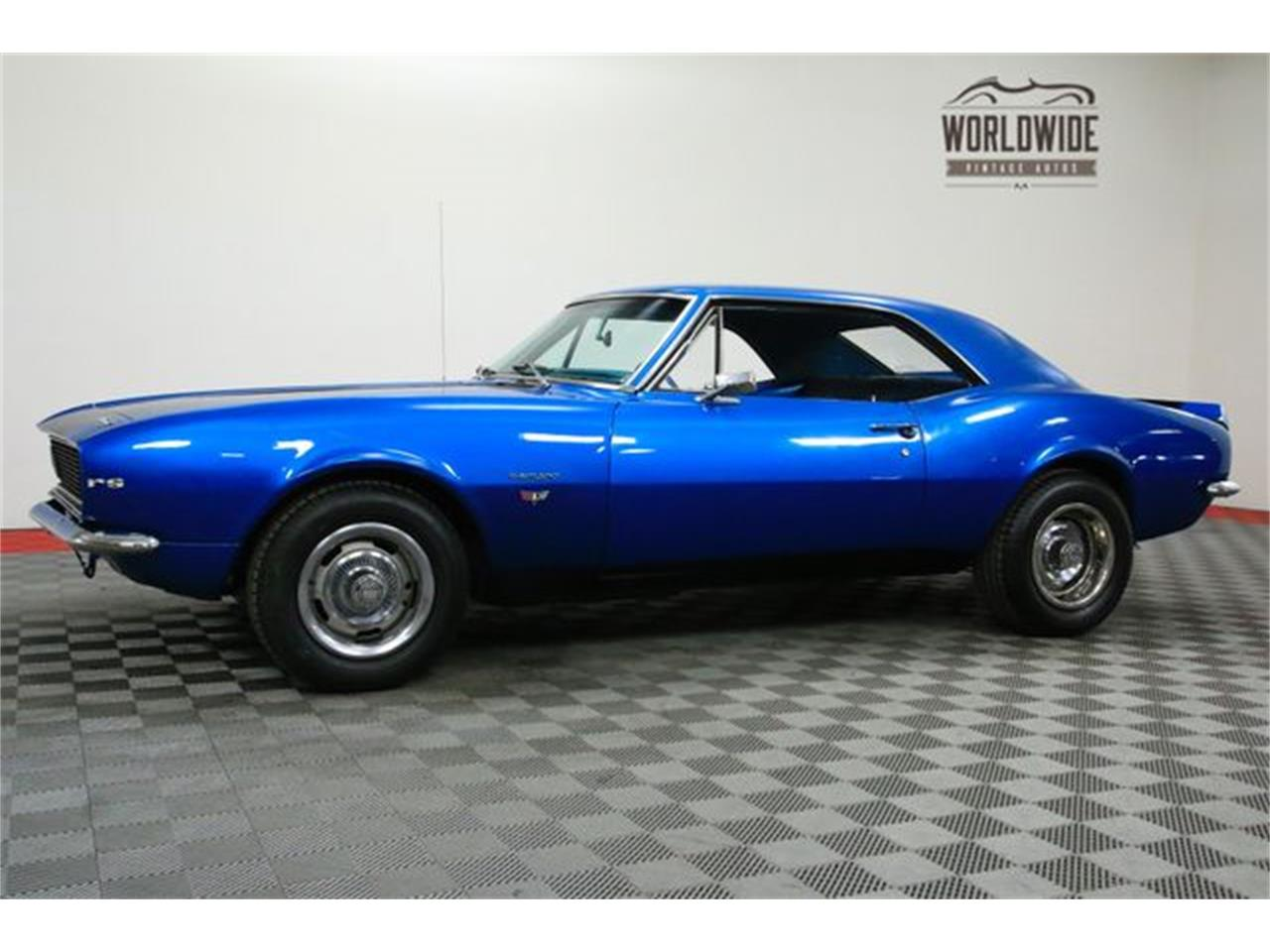 Large Picture of Classic '67 Chevrolet Camaro located in Colorado - $28,900.00 Offered by Worldwide Vintage Autos - L3D7