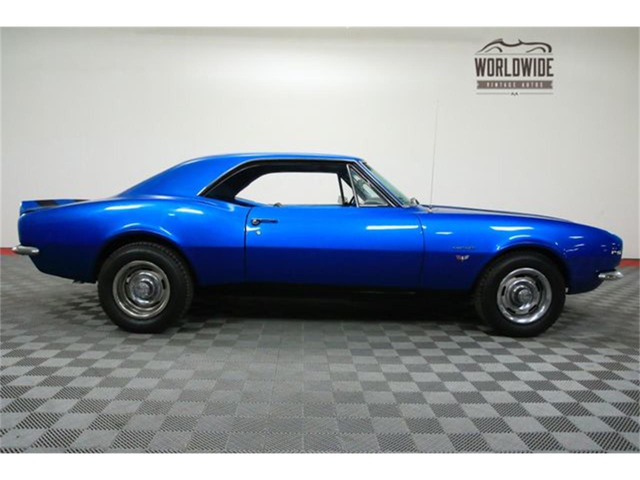Large Picture of Classic 1967 Camaro located in Denver  Colorado - L3D7