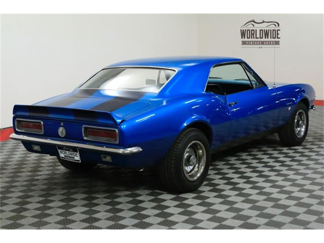 Large Picture of '67 Chevrolet Camaro located in Colorado - L3D7