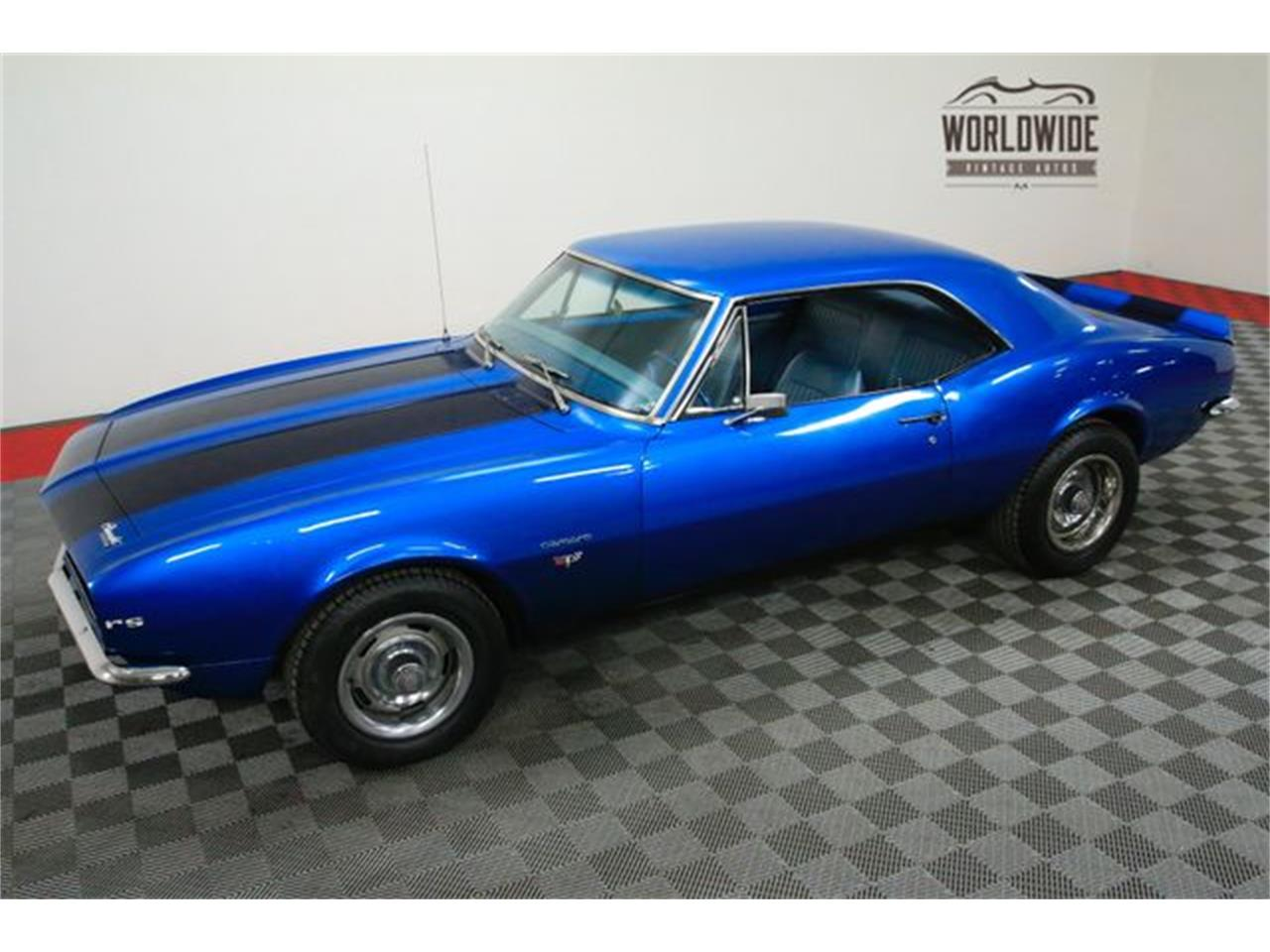 Large Picture of Classic 1967 Camaro located in Colorado Offered by Worldwide Vintage Autos - L3D7
