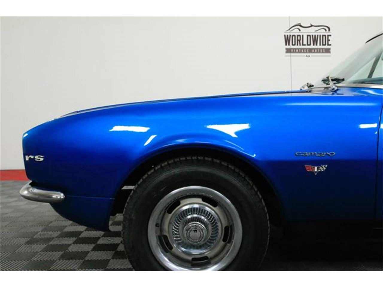 Large Picture of '67 Camaro located in Colorado - $28,900.00 Offered by Worldwide Vintage Autos - L3D7