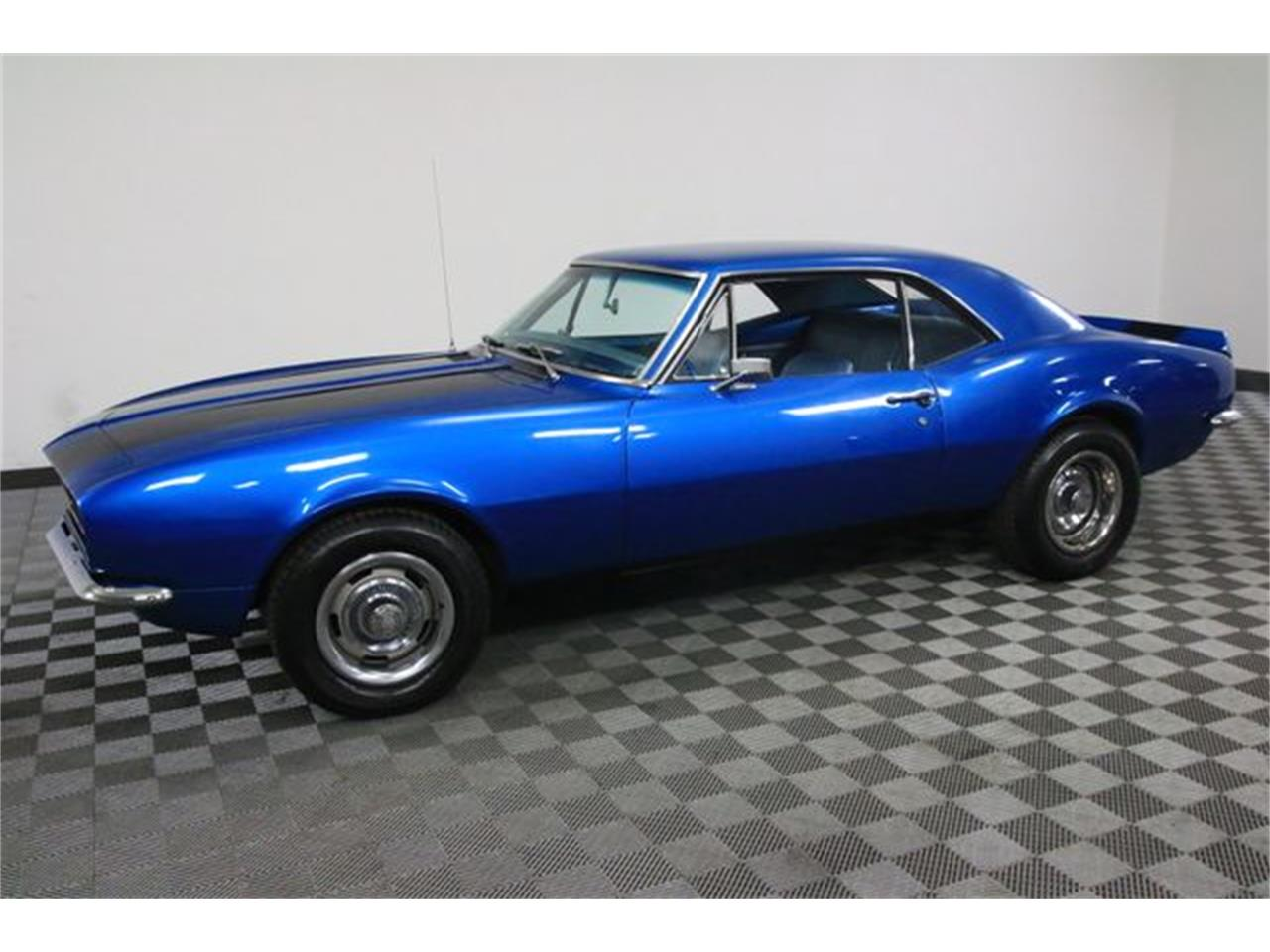 Large Picture of Classic 1967 Chevrolet Camaro located in Denver  Colorado - $28,900.00 Offered by Worldwide Vintage Autos - L3D7