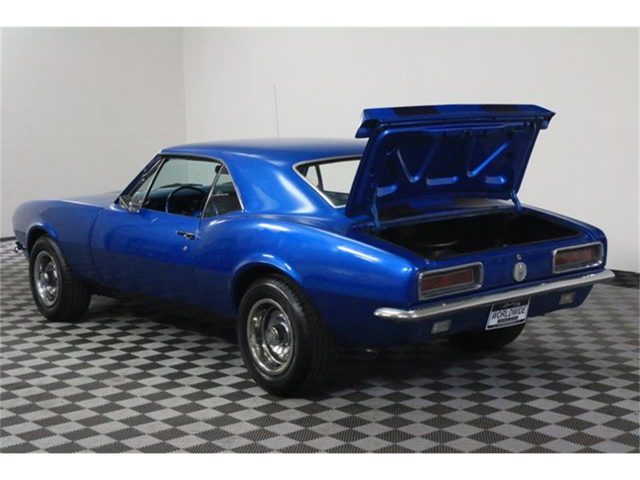Large Picture of '67 Camaro Offered by Worldwide Vintage Autos - L3D7
