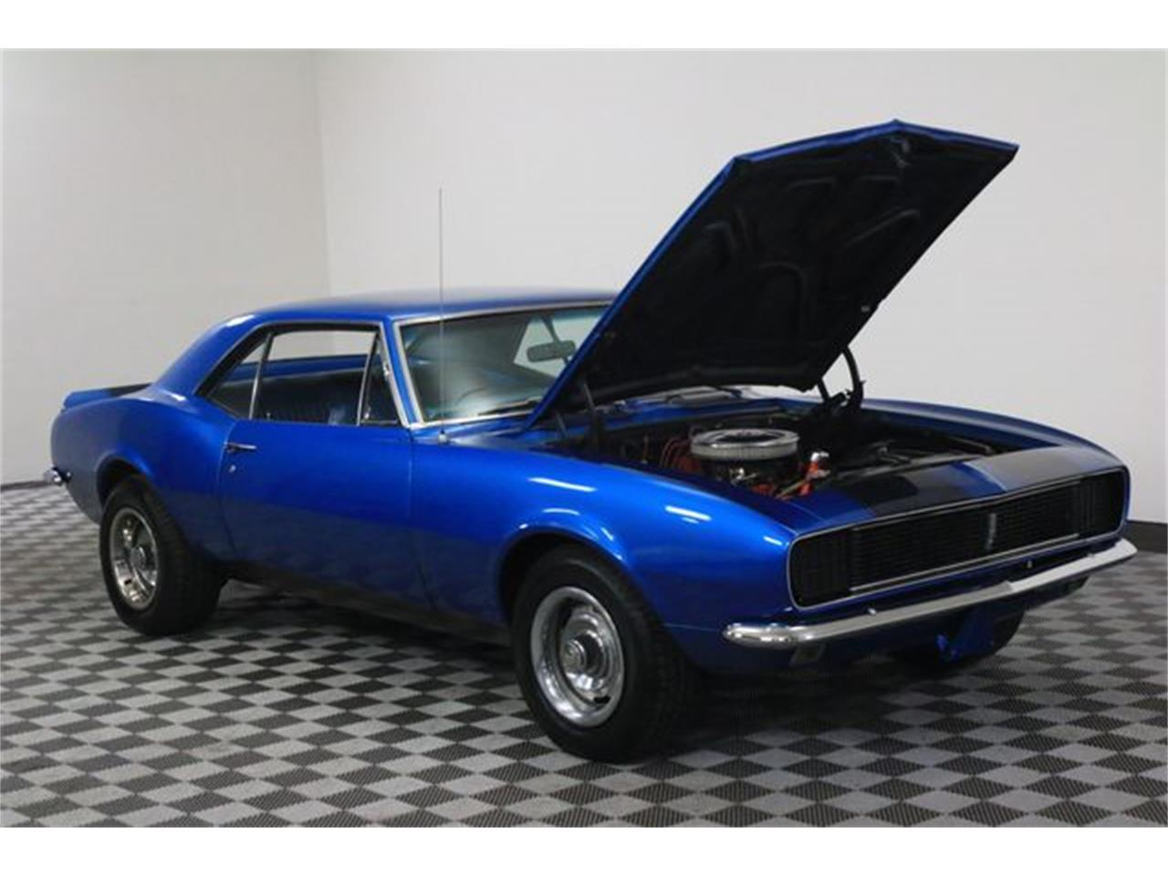Large Picture of Classic '67 Camaro located in Denver  Colorado Offered by Worldwide Vintage Autos - L3D7