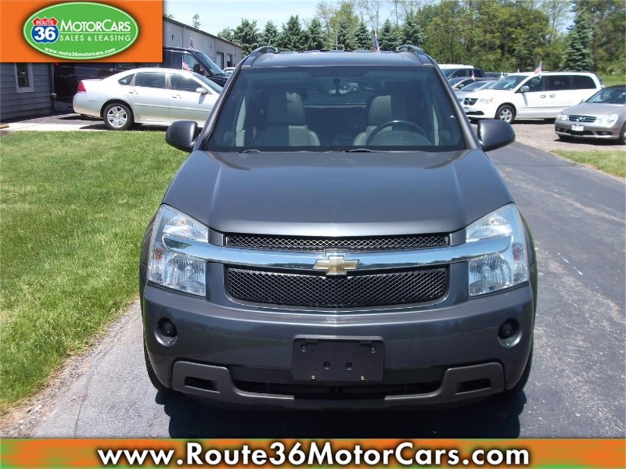 Large Picture of '09 Equinox - L3DF