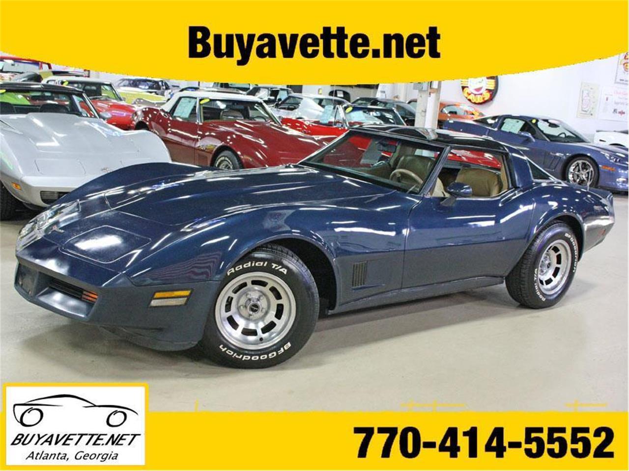 Large Picture of '81 Corvette - $13,999.00 - L3DP