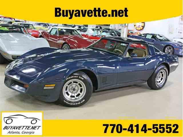 Picture of '81 Corvette - L3DP