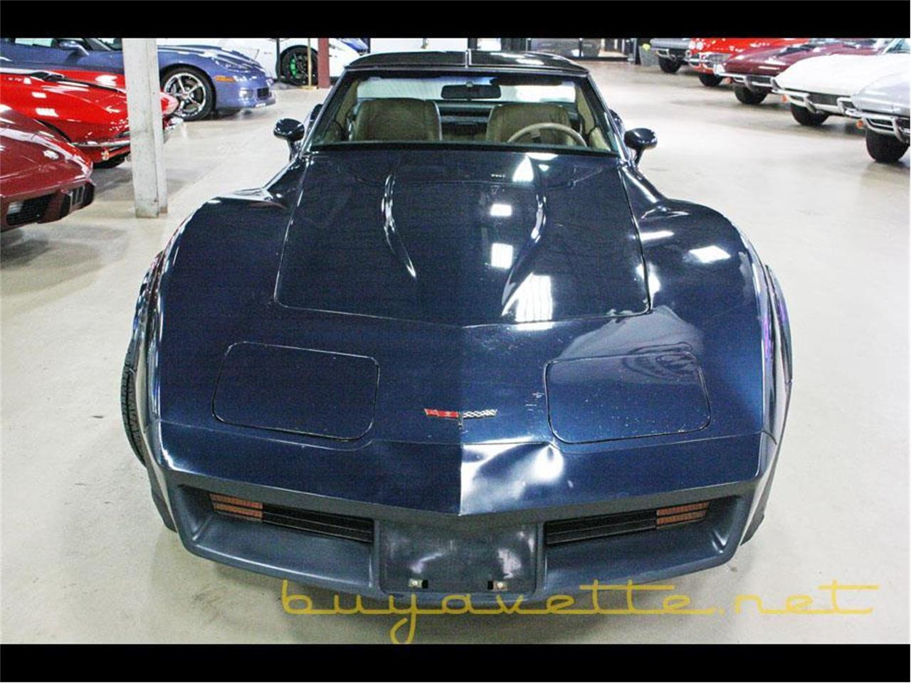 Large Picture of '81 Chevrolet Corvette located in Atlanta Georgia - $13,999.00 - L3DP