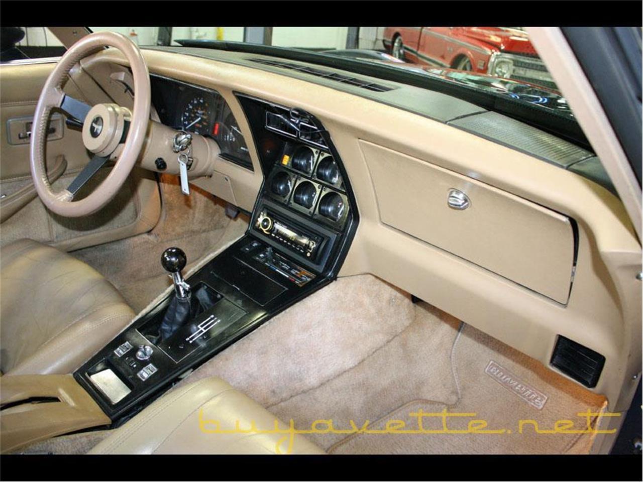 Large Picture of '81 Corvette - L3DP