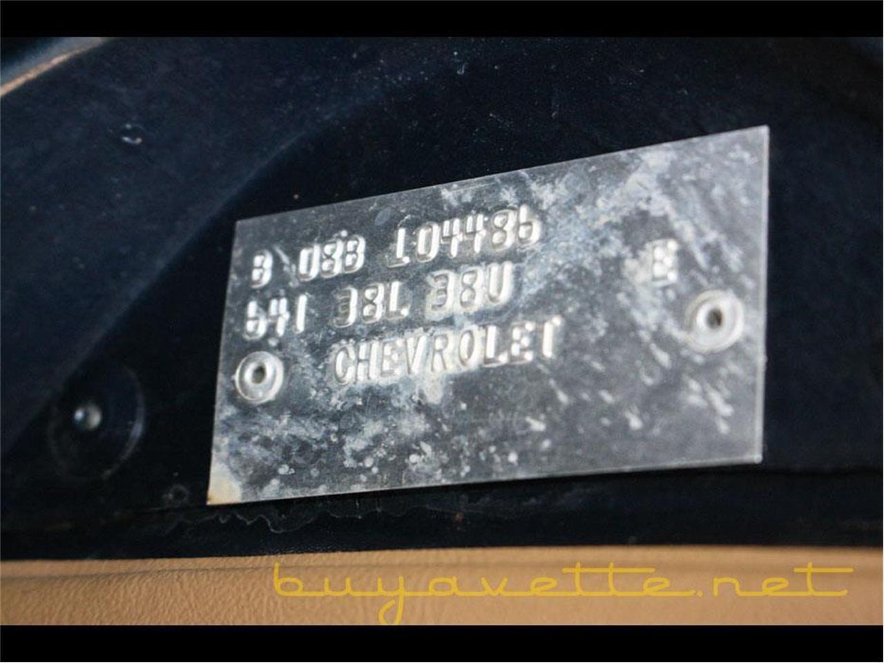 Large Picture of 1981 Corvette located in Georgia - $13,999.00 - L3DP