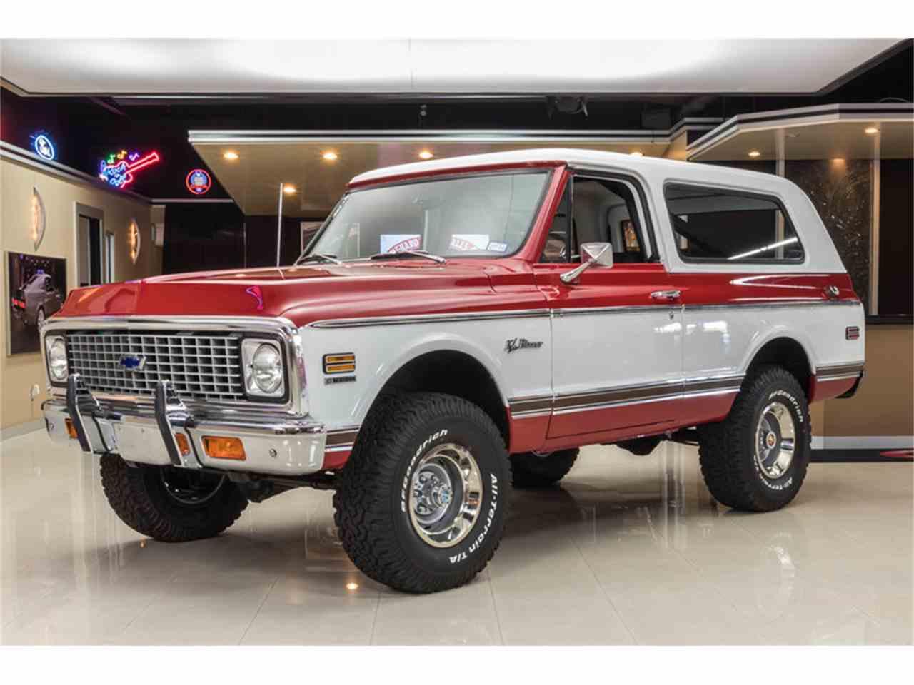 Blazer chevy blazer : 1972 Chevrolet Blazer for Sale   ClassicCars.com   CC-984221
